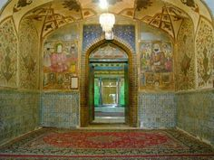 Harun Velayat Mausoleum