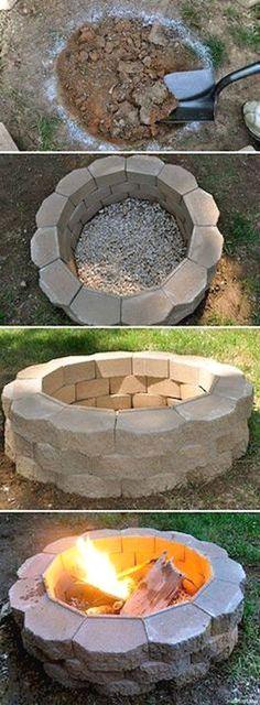 64 of 67 pretty backyard patio ideas on a budget