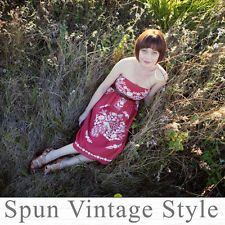 Welcome to Spun vintage style. We have lovingly made, hand embroidered clothes that woman love to wear :) Thank you for shopping by, please take your time and enjoy shopping. Dress Beach, Beach Dresses, Summer Dresses, Mexican Bridesmaid Dresses, Embroidered Clothes, Mexican Style, Peacock, Strapless Dress, Vintage Fashion