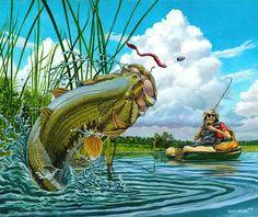 Bass Fishing Pictures, Fish Art, K2, Fresh Water, Photo Art, Photos, Inspiration, Fishing Lures, Tatuajes