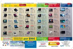 Tablode de ofertas de cómputo en bundles de accesorios