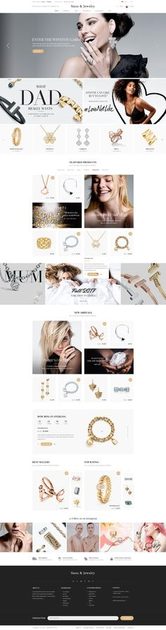 Siezz – Modern Multipurpose MarketPlace WordPress Theme    After introducing eMarket, TopDeal & OneMall – the hot trending multipurpose eCommerce & MarketPlace WordPress themes, our team con... #ecommerce #webdesign