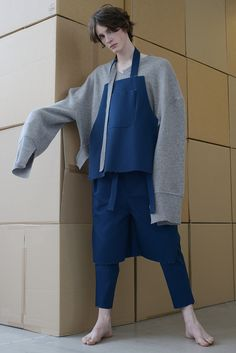 Jenna Rankin is a Masters Fashion Design graduate from The Glasgow School of Art. Her menswear collection draws inspiration from the relationship between clothing and wearer. She is particularly interested in the language of everyday dress, and the way in... »