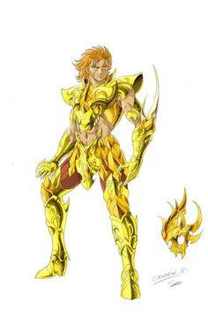 Myth Gold Saint - Leo