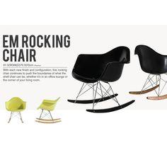 EM Rocking Chair