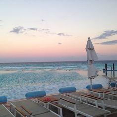 Thanks for sharing pure bliss Instagram user @nanoon_ - The Westin Lagunamar Ocean Resort Villas & Spa #svnlife #cancun