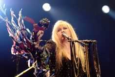 Stevie Nicks, Highway Companion Tour, Bonnaroo Festival - June 16, 2006
