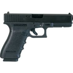 Glock 9mm. indestructible and reliable sidearm