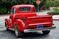 image of red and black pick up trucks - Google Search