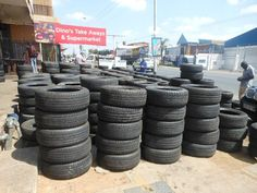 Quality Affordable second hand/used tyres from size and Mag Rims at Pretoria west.We moved from Address 464 church street( W.Nkomo) to 464 after Engen garage Ground Floor Nicholas Heights.We do wholesale and Retail Sales. We also deal in: Wheel Alignment, Pretoria, Second Hand, Ground Floor, Garage, Size 10, Retail, Street, Carport Garage