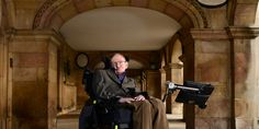 The Top 10 Science Jokes, As Told By Stephen Hawking