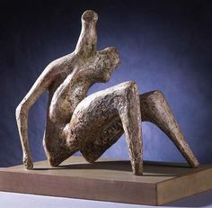 Henry Moore, Seated Torso 1954 (LH 362)