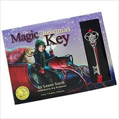 The Magic Christmas Key Book and Key Gift Set, Hardback by Leann B. Smith (Author), Kp Richmond (Illustrator) by Pine Tree Publishing >>> Read more at the image link. (This is an affiliate link) Christmas Books For Kids, Christmas Time, Christmas Ornaments, Magical Christmas, Family Traditions, Christmas Traditions, Santa's Magic Key, Magazines For Kids, Santa Letter