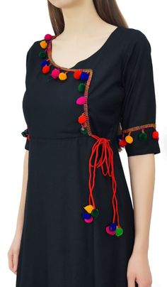 Robes Kurti Designs Party Wear, Kurta Designs, Blouse Designs, Lace Up Bodycon Dress, Lace Dress With Sleeves, Sleeves Designs For Dresses, Dress Neck Designs, Abaya Fashion, Fashion Dresses