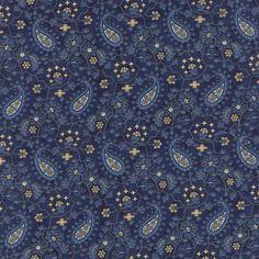 Lexington - Medium Blue - 14782 15 - available at Prairie Quilts