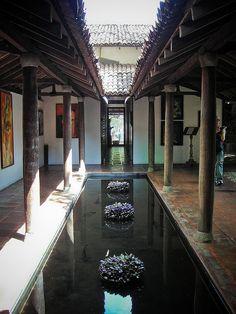 Geoffrey Bawa's Office