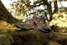 Ahnu Montara - a fantastic hiking boot available in black, choco chip, forest, wine tasting, and nightshade.  Perfect for our Northwest lifestyle!