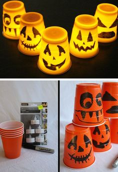 27 diy halloween decorating ideas for kids - Quick And Easy Halloween Decorations