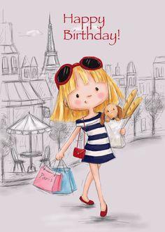 Happy Birthday Frame, Happy Birthday Wishes Cards, Happy Birthday Pictures, Birthday Frames, Happy Birthday Funny, Art Birthday, Happy Birthday Quotes, Birthday Messages, Birthday Cards
