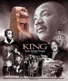 Black History Facts, Black History Month, Black Art Pictures, King Art, African History, African Art, African American History, Martin Luther King, The Life