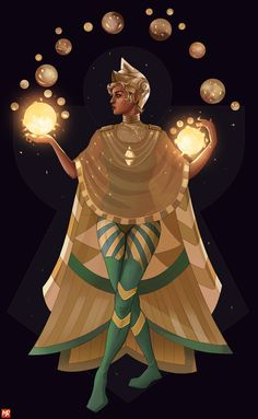 mindlesslyred: My little take on the SU diamonds... - I love this