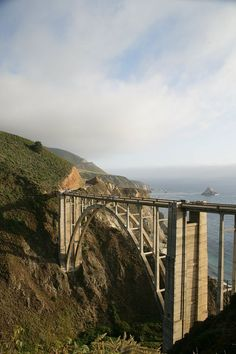 Bixby Bridge (2) - Big Sur - Wikipedia, the free encyclopedia