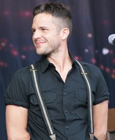 hello Brandon Flowers...