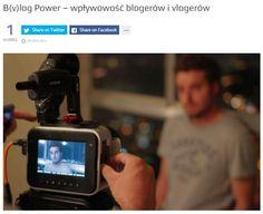 Jeszcze raz o raporcie B(V)log Power zrealizowanym przez nas z Mobile Institute i kilkoma innymi partnerami - zobaczcie!  http://mediarun.com/pl/trendy/badania/bvlog-power-wplywowosc-blogerow-i-vlogerow.html