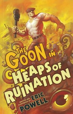 Cover for The Goon (Dark Horse, 2003 series) #3 - Heaps of Ruination [First printing]