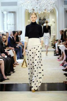 Mis Queridas Fashionistas: Ralph Lauren Resort 2015