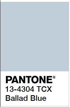 Ballad Blue 13-4304 TCX Pallette, Neutral Colour Palette, Pantone Colour Palettes, Pantone Color, Interior Design Lounge, Earth Tone Colors, Happy Colors, Color Stories, Color Swatches