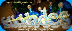 Fiesta Frozen, Ideas fiesta, Fiesta infantil, Fiesta Princesas, decoración fiesta infantil myruchis.blogspot.com.