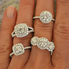 All angels wear halos. #Forevermark http://www.casalejewelers.net/Article/CustomArticle?CD=3