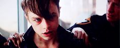 """watch his face in motion... """"I know my way out"""", from The Amazing Spider-Man 2 #harry osborn #dane dehaan"""