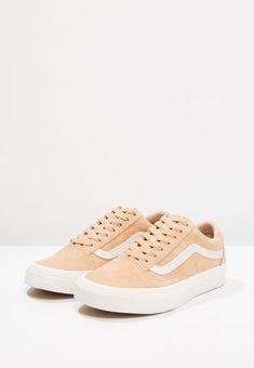 c9a685440cba Chaussures Vans UA OLD SKOOL - Baskets basses - porcini blanc de blanc  beige