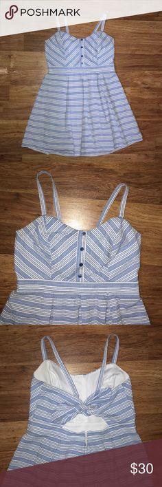 e145426322a Pinstripe Dress In perfect condition