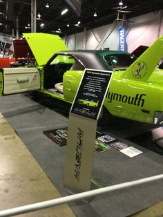 Best Car Show Signs Images On Pinterest Car Show Car Pictures - Car show booth ideas