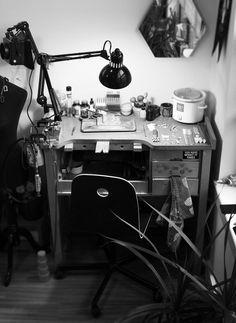 - the studio  -