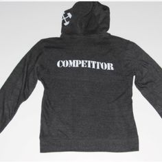 COMPETITOR Hoodie  from MISSFIT Gymwear & RYNOFLEX for $35.00 on Square Market