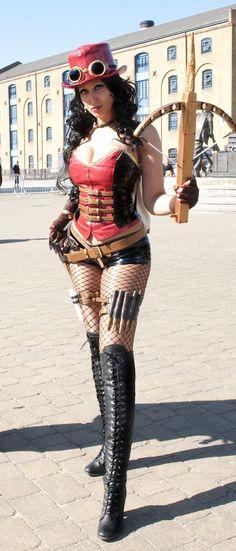 steampunk-hotties:  Steampunk