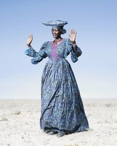 Herero women, South West Africa