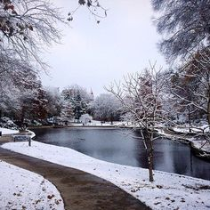 Shoutout to @theohiostateuniversity for being the most beautiful campus ... Through summer's heat and winter's cold. - Katherine Pardi