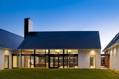 BERCHERER HOUSE BY ROBERT M. GURNEY ARCHITECT