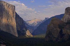 Photo of El Capitan in Yosemite National Park, CA