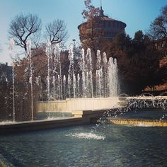 #castellosforzesco #mymilano #milanodavedere #igersmilano #water #nofilter #nofilterneeded #beauty #beautiful #landscape #moments #life #winter #socold #friendship #friends #onholiday #nature by ste_rockarolla