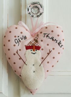 Snow Happy Hearts Join me inourSnow Happy Hearts Club for 2015. You'll get a head start on Christmas decorating and have 12 snowmen ornaments completed by December. You'll find a ne…