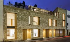 Getting planning permission in Westminster Councilis no mean feat, and understandably so, given the great care that has to be taken to preserve the architectural heritage of the historic central London district. But this is what Bennetts Associates w...