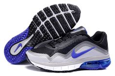 Nike Air Max TR 180 Black Gray Royal Blue
