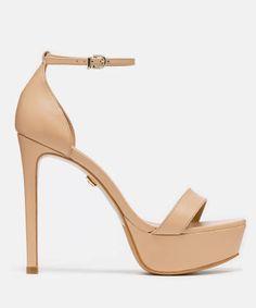 Kazar   Wygodne sandały damskie. Modny look i komfort. - Strona 6 Platform, Heels, Fashion, Wedge, Moda, La Mode, Shoes High Heels, Fasion, Fashion Models
