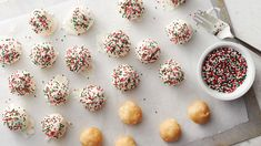 Goodbye to regular sugar cookies—these truffles are even better and you only need three ingredients to make them.